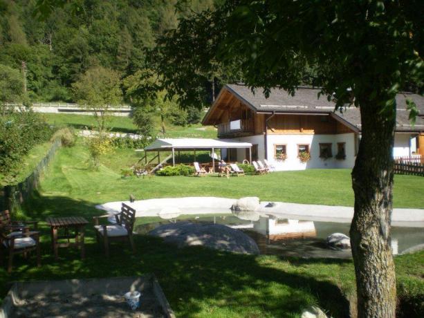 Agriturismo Parco Adamello Brenta vicino Pinzolo