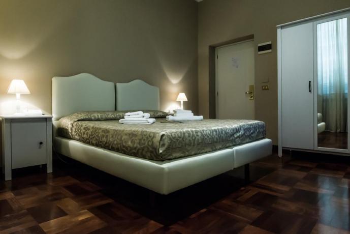 Camera Matrimoniale Fiuggi in Hotel3Stelle