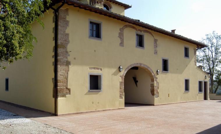 Agriturismo vicino Siena