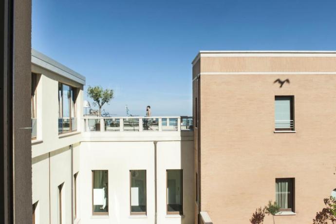 Hotel ad Ancona con Parcheggio e Ristorante