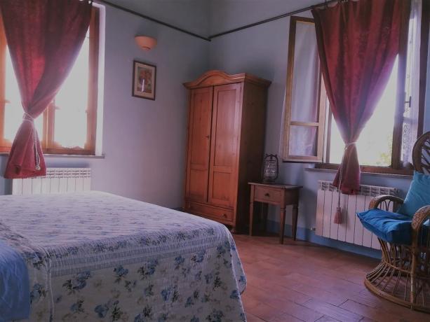 Agriturismo Umbria con appartamento adatto per famiglie