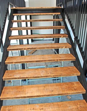 scale prefabbricate e soppalchi