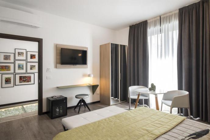 Camere confortevoli, Albergo a Milano