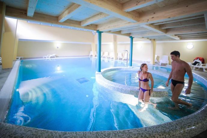 Vacanze a Lavarone-Trento con centro wellness