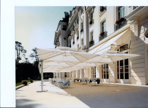 Pagode ideali per esterni di Hotel