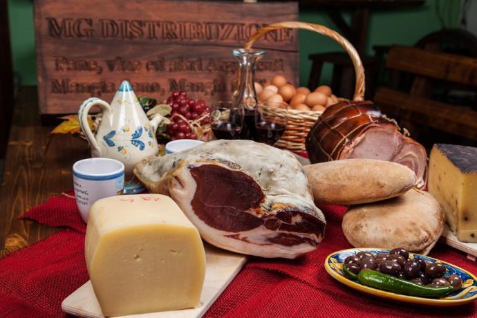 Prodotti tipici della cucina siciliana