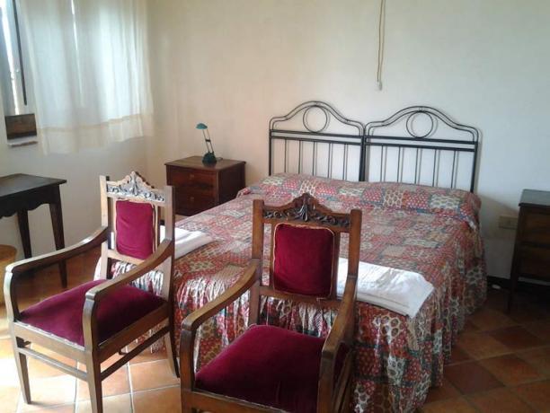Camere ad Altomonte con Aria condizionata e WIFI