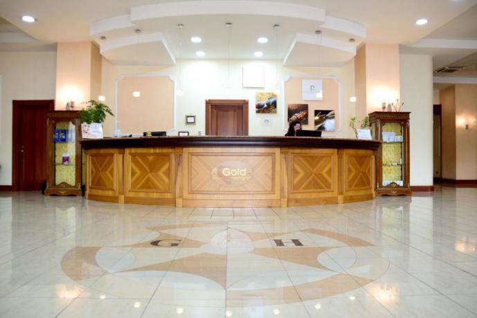 Hotel Gold la Reggia a Caserta