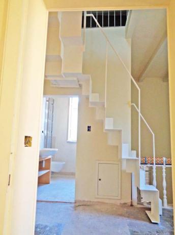 scala design per piccoli spazi