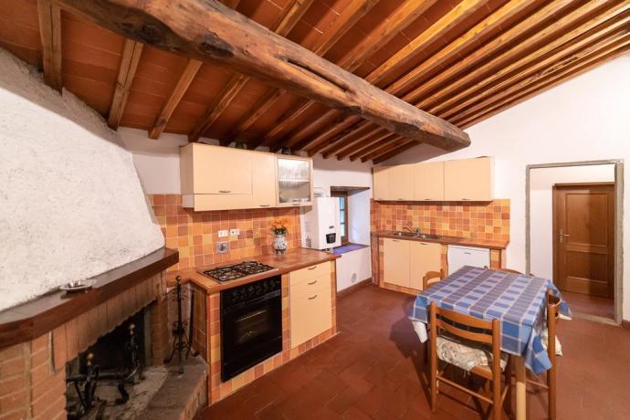 Appartamenti Vacanza con Cucina e Camino vicino Firenze