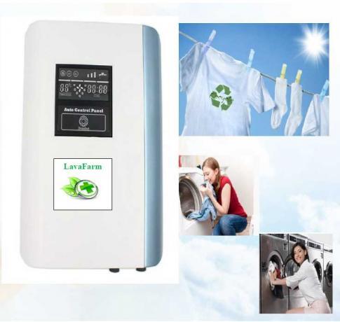 Generatore di Ozono per Lavatrice Industriale e Domestica