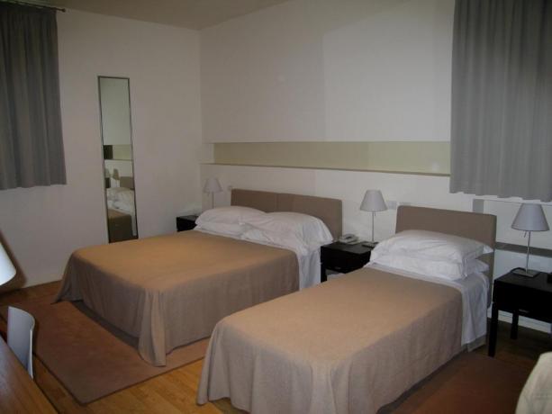 Appartamento 3 posti letto in Umbria
