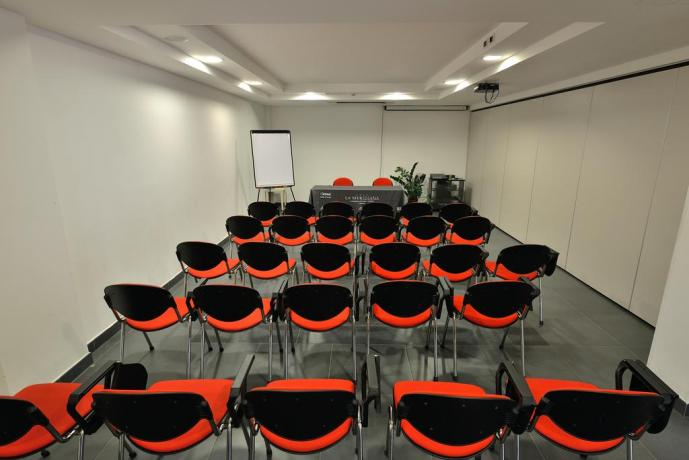 Sala Meeting Hotel 4 stelle Perugia