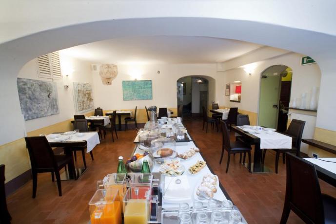 Hotel a Spoleto con Colazione a buffet