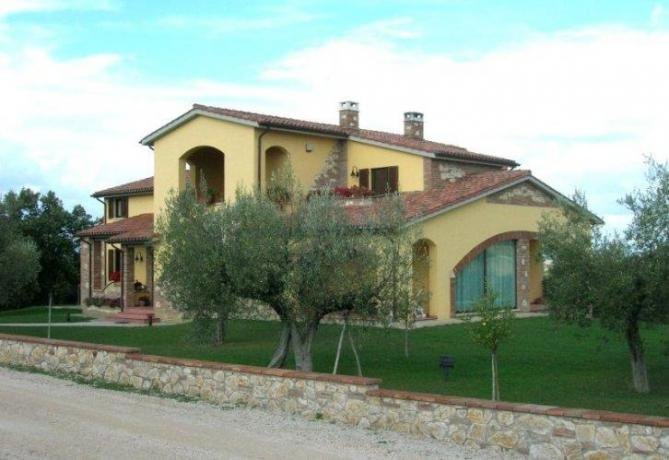 Villa con Spa e Benessere ideale percoppie