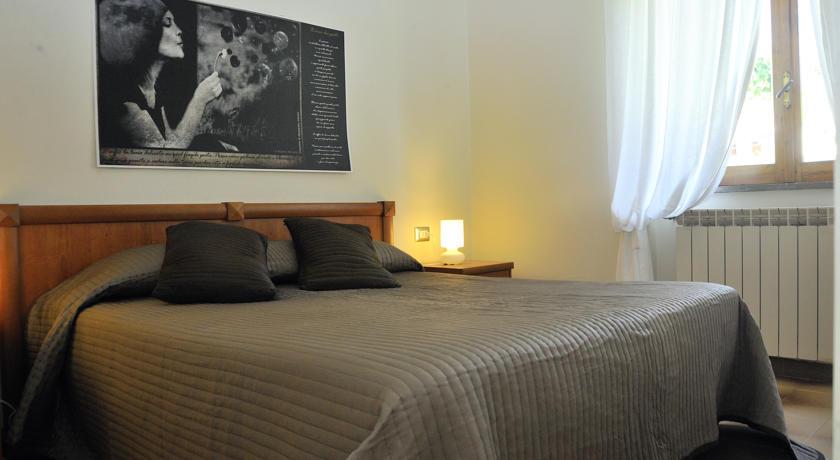 Villaggio vicino Viterbo con eleganti camere
