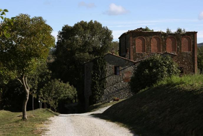 Tenuta deluxe sulle colline umbre Orvieto Terni