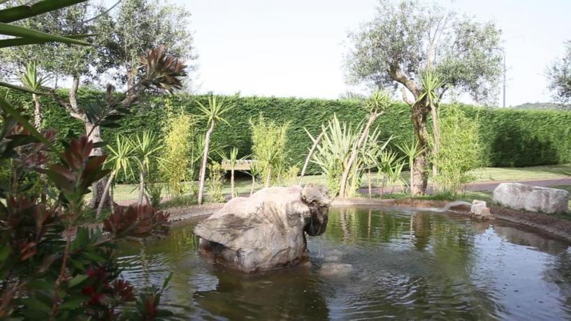 Hotel Maria 4 stelle con ampio giardino