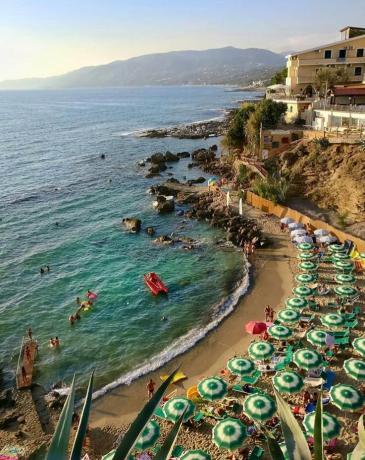 Hotel3stelle con Mare Davanti ideale per Famiglie Palinuro