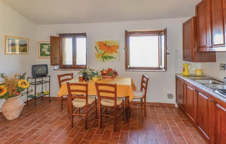 Appartamento Vacanza con uso cucina Lago-Trasimeno