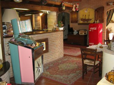 Bar del Residence al Monte Cimone