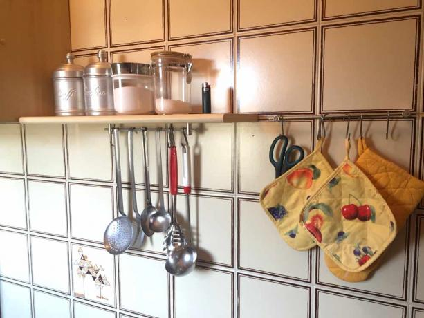 Villa sul Gargano per 10 persone cucina Attrezzata