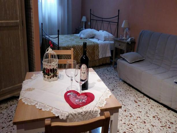 Mini Suite Musica romantica B&B Acquasparta