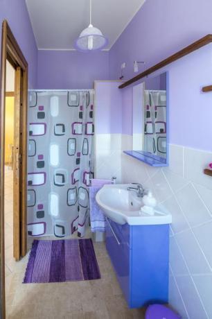 Bagno privato casa vacanze appartamento vicino Orte