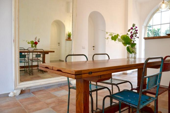 Area ristoro Affittacamere romano