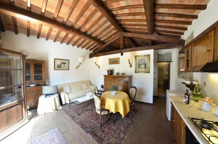 Appartamenti ideali per Famiglie a Cortona