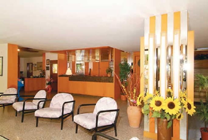 Hotel al mare idelae per famiglie e Coppie