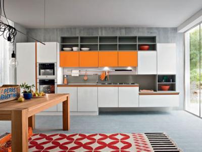 cucina moderna cappa, piano lavoro stanza zoe cucine componibili, Disegni interni