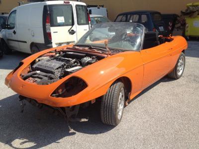 Restauro auto d'epoca in Umbria