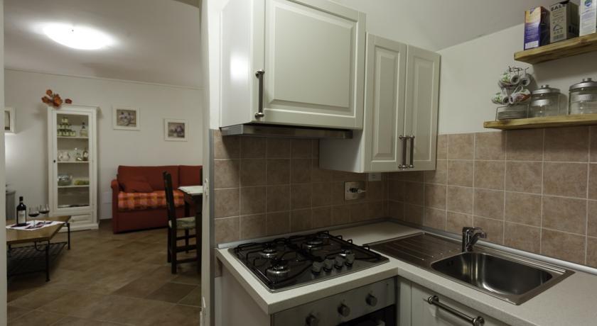 """Angolo cucina appartamento """"Family"""""""