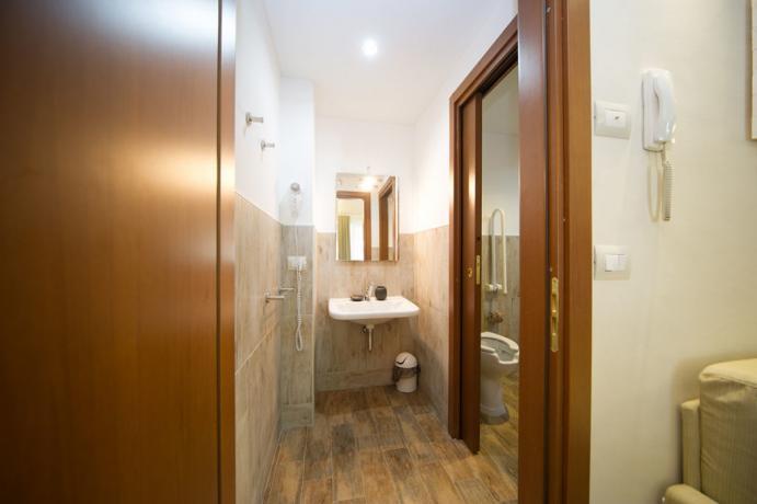 Appartamento vacanze Bardonecchia bagno-privato e telefono diretto