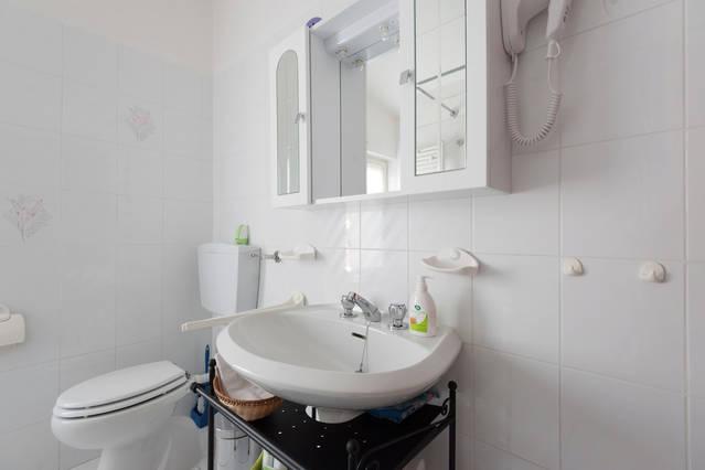 B&B Valtaro: bagno n.1 in comune