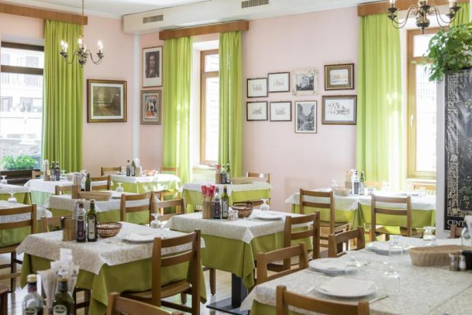 Osteria tipica trentina hotel 3stelle Lavarone