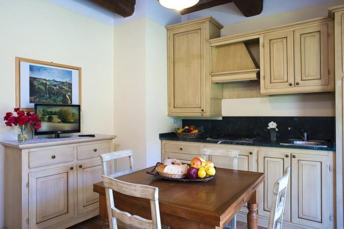 Appartamento Vacanza Lusso in Toscana per 2/4/6/8 persone