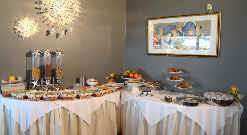 Colazione a Buffet al Ristorante Bellavita