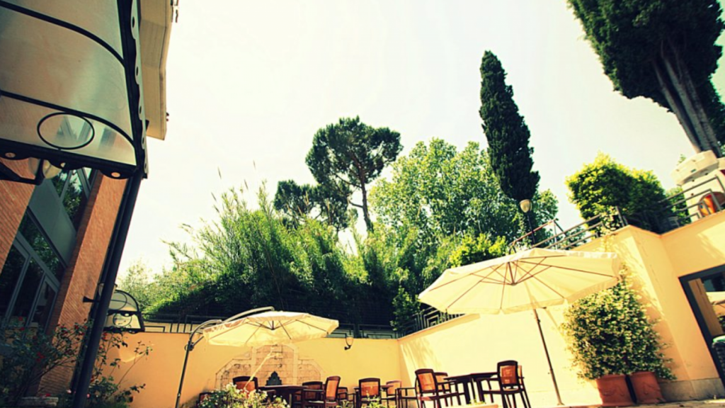 Camere, Parcheggio Giardino in Hotel Tivoli