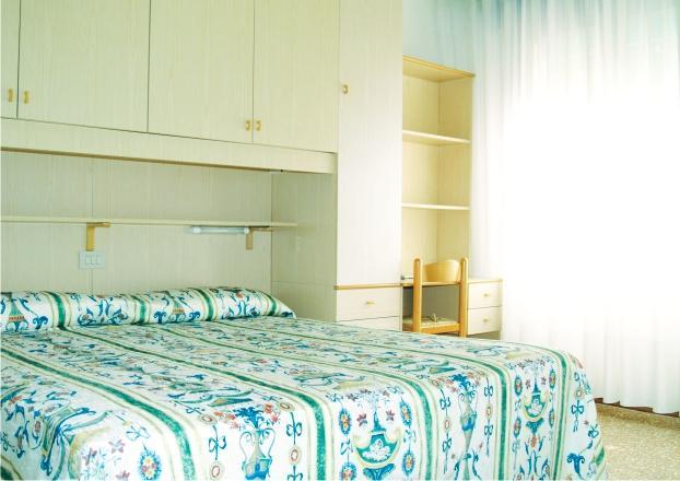 Camera matrimoniale con bagno privato vicino a venezia