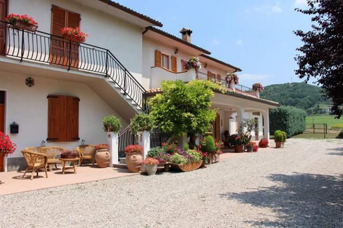 Agriturismo e Fattoria didattica in Umbria