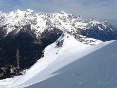 Red Slopes, Black slopes or Blue Slopes