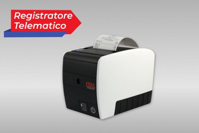 ITALRETAIL PRX: Stampante Telematica per gestionale