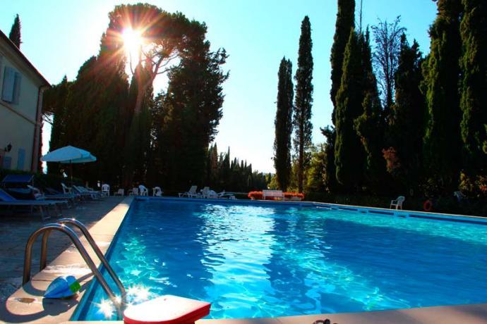 Villa in Umbria con piscina bambini città-di-castello