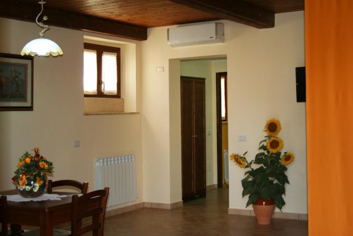 Casa di Luca Salone vacanze ad Assisi