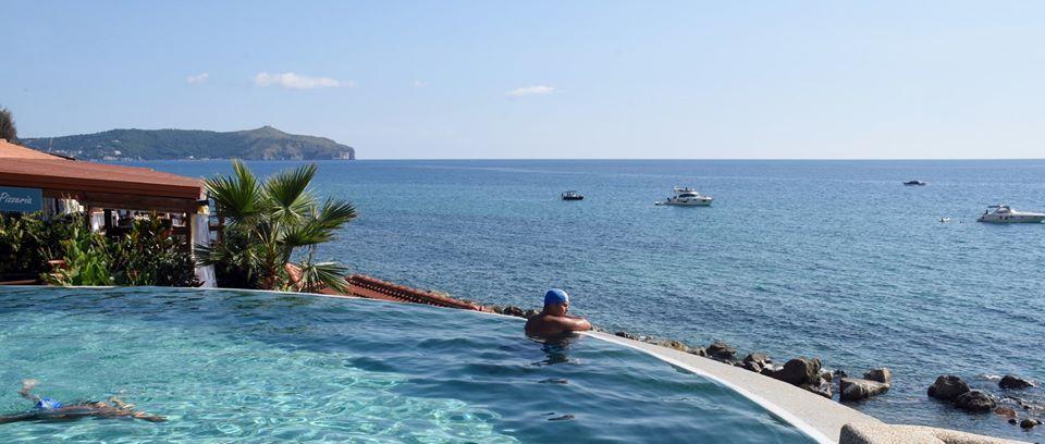 Piscina Panoramica,Animazione e Spiaggia in Villaggio-Palinuro