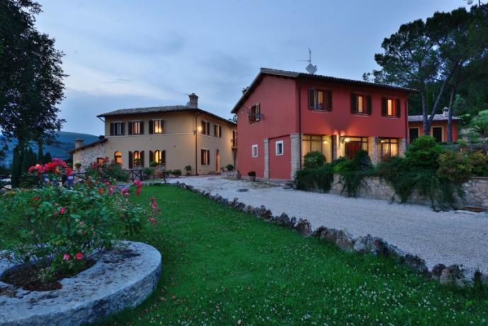 Vacanze con bambini in Umbria