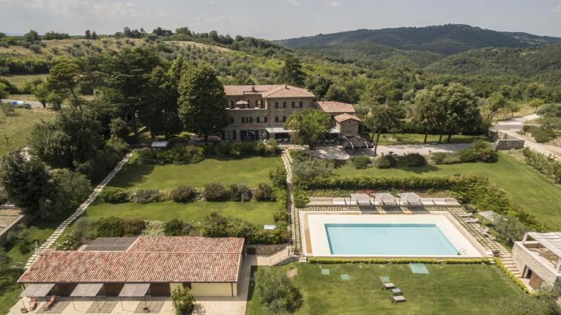 Umbria Resort, Ampia Tenuta Deluxe Orvieto
