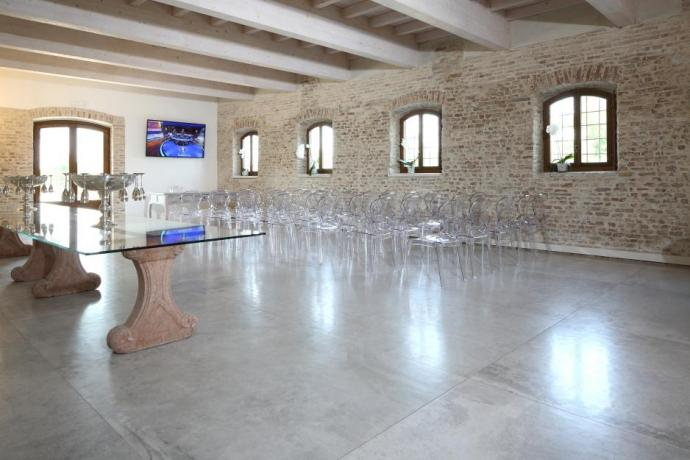 Sala conferenze in Agriturismo a Mantova